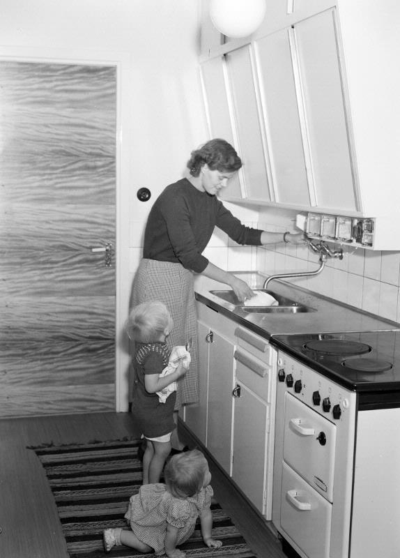 HSB-hem 1952.